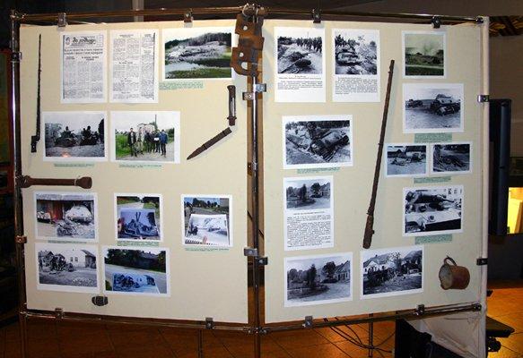 Выставка «Жаркое лето 1941 года: вторжение– взгляд через линию фронта»