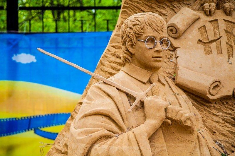 Фестиваль скульптур изпеска «Арт Песок»