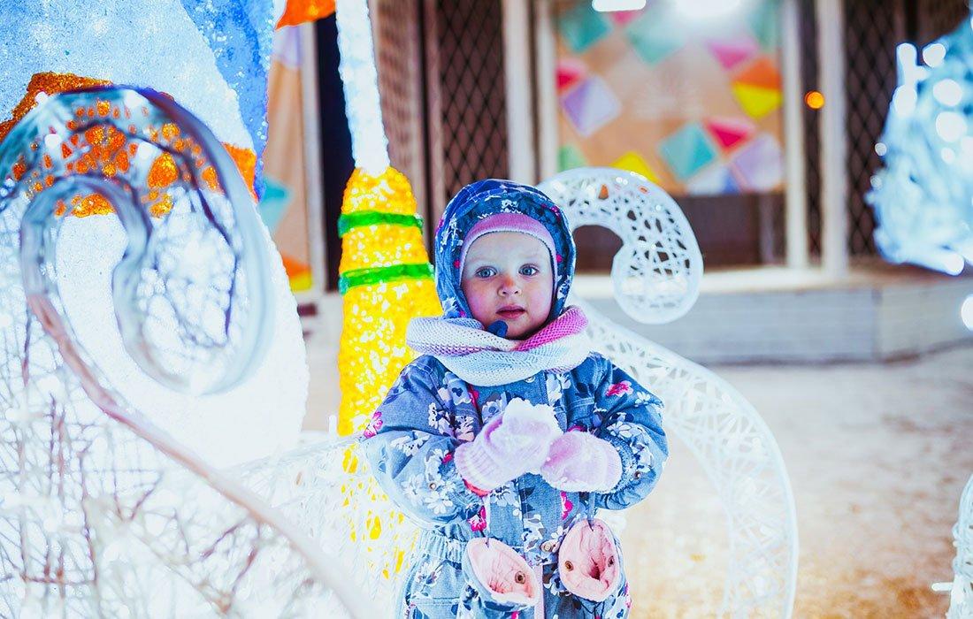 Рождественский фестиваль впарке «Сокольники» 2018