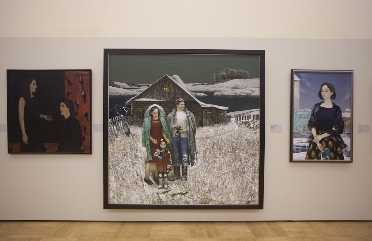 Выставка «Семья— душа России» 2019