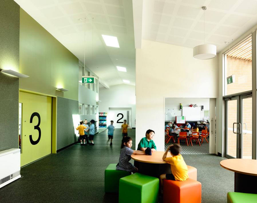 Школа в Мельбурне, Австралия