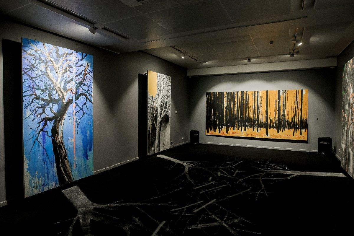 Выставка «Владимир Мигачёв. Лес»