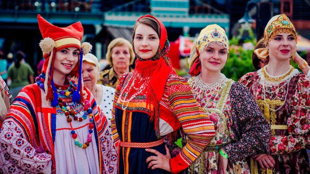 картинки разных народностей россии вот
