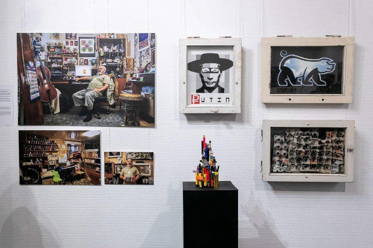Выставка «Художник иего мастерская»