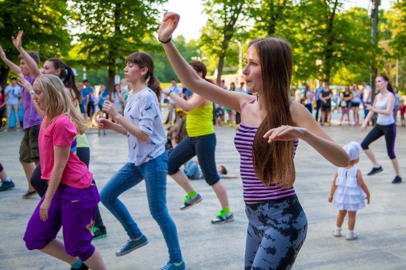 Бесплатные мастер-классы потанцам впарках Москвы 2019