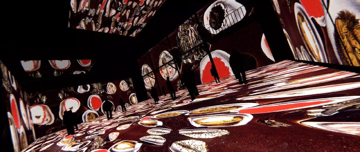Мультимедийная выставка «Король сюрреализма»