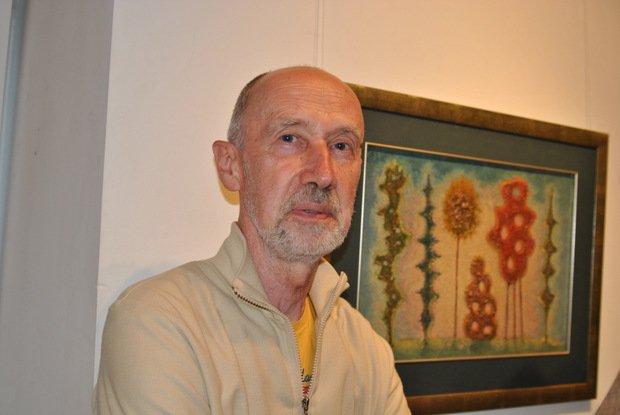 Выставка «Александр Шклярук. «70/50»