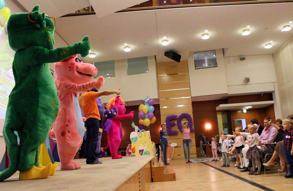 Новогодний фестиваль для всей семьи «Teplo Fest»