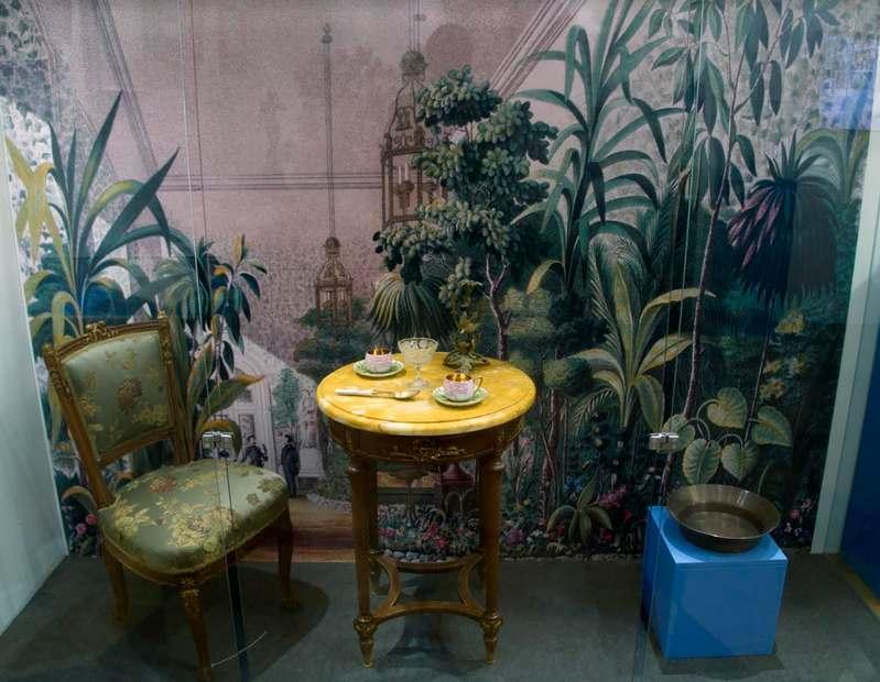 Выставка «Мой чудный сад»