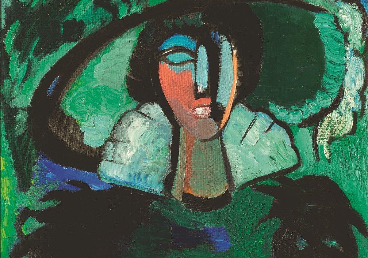 Выставка «От фигуратива кабстракции»