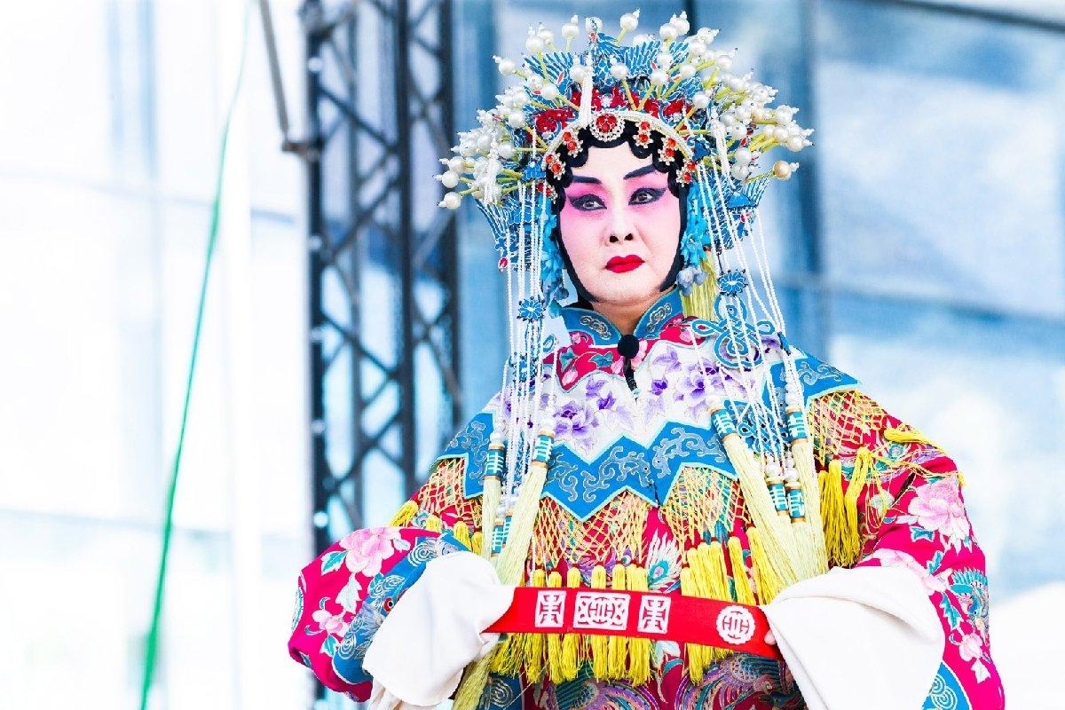 Китайский Новый год наВДНХ 2020