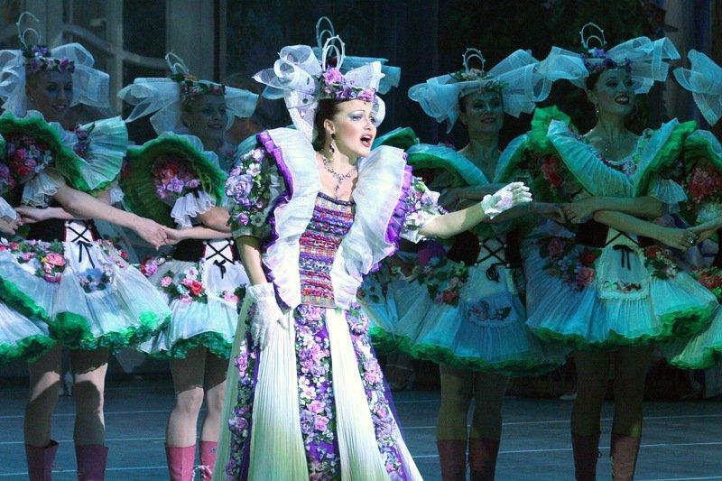 Оперетта «Весёлая вдова»