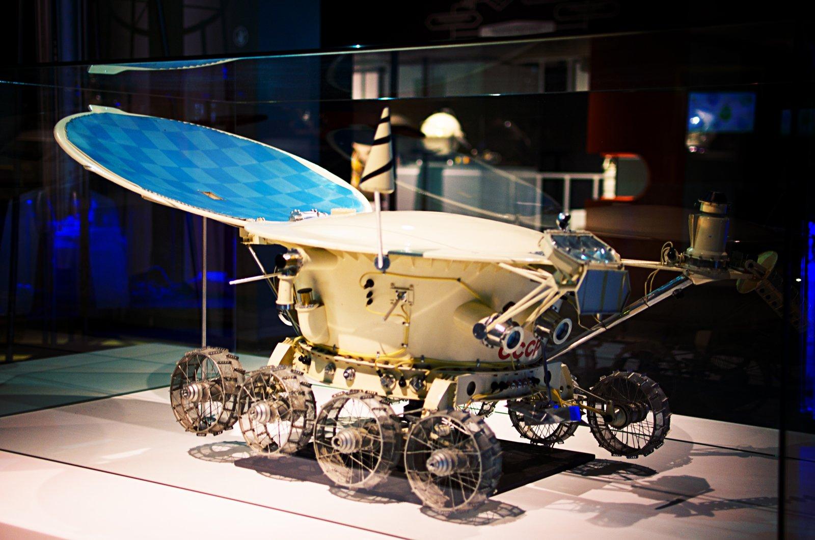 Выставка «Космос: рождение новой эры»