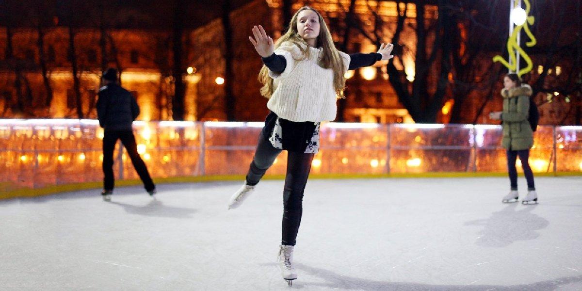 Школы фигурного катания впарках Москвы 2018/19