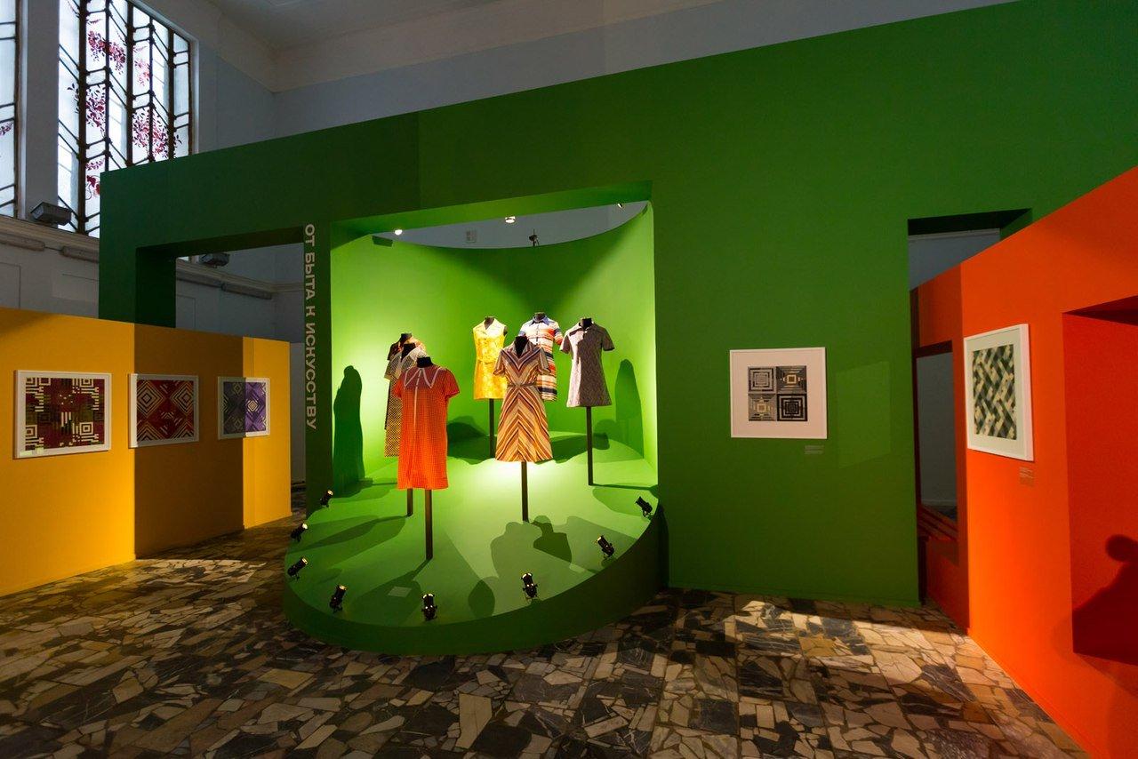 Выставка «История моды: отавангарда кГОСТу»