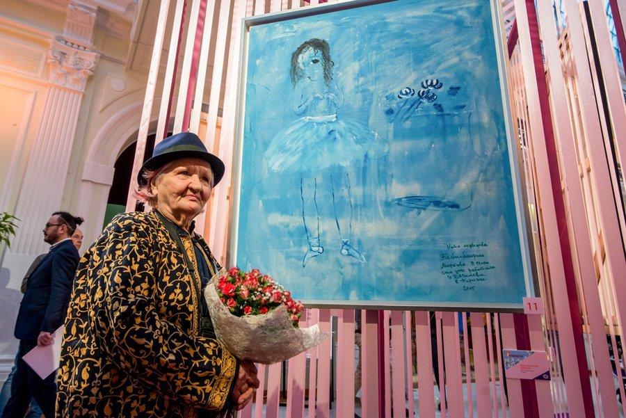 Выставка «Искусство чистой души»