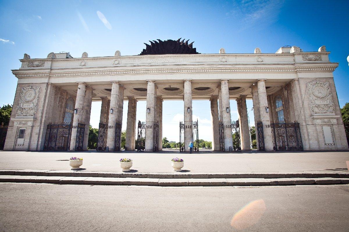 Фестиваль «90 лет Парку Горького» 2018