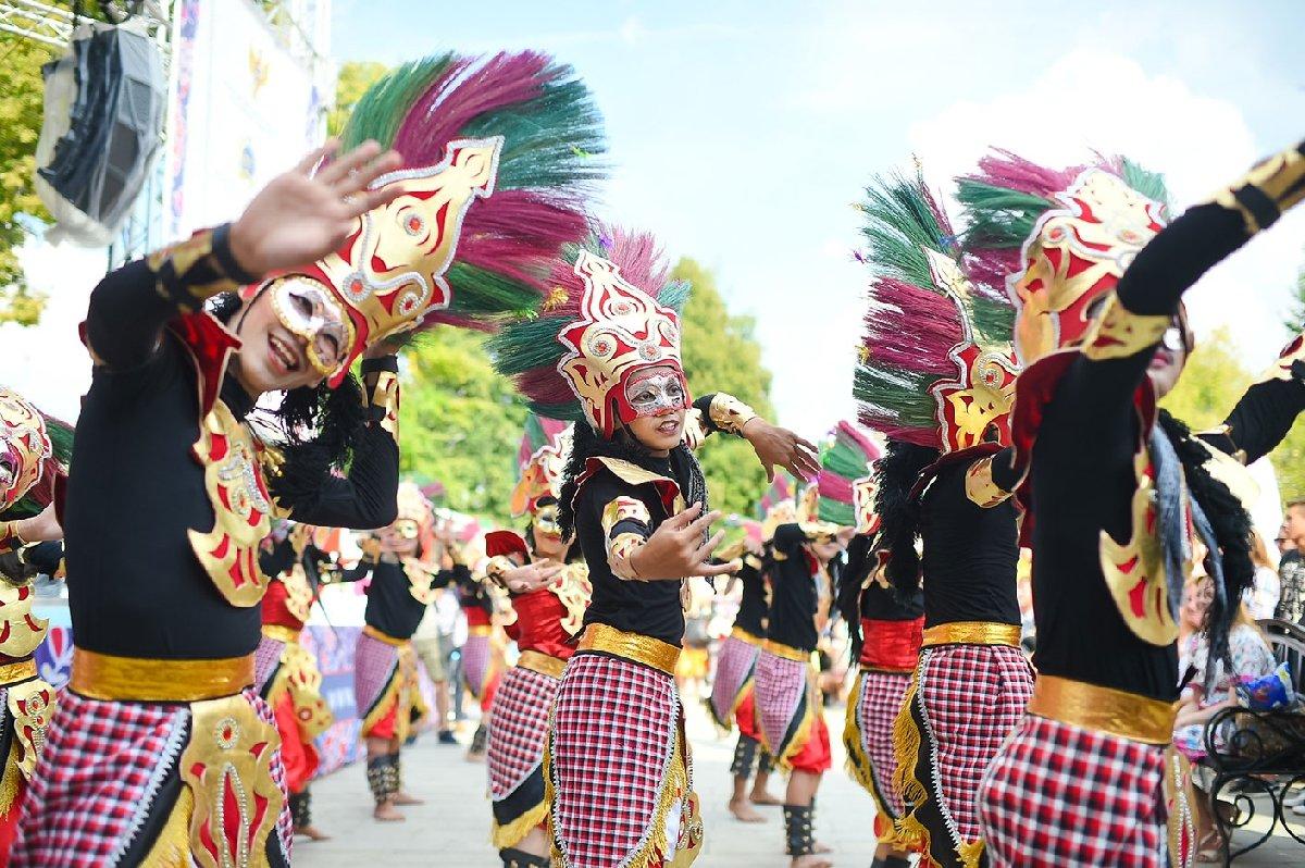 Второй Фестиваль Индонезии всаду «Эрмитаж»