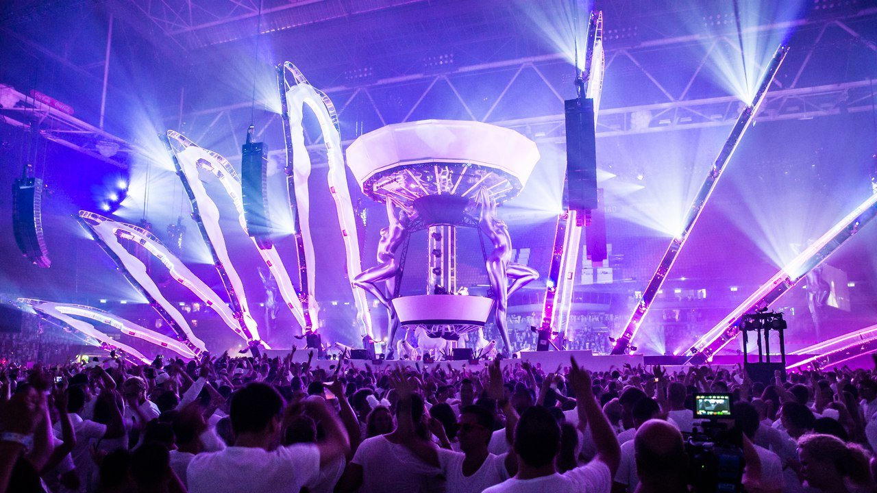 Sensation «Welcome to the Pleasuredome» 2016