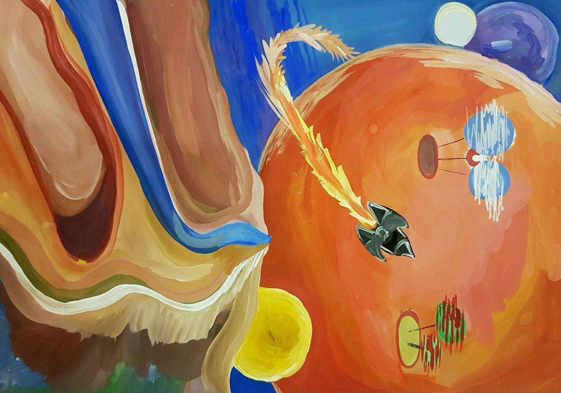 Выставка «Звездные мечты»