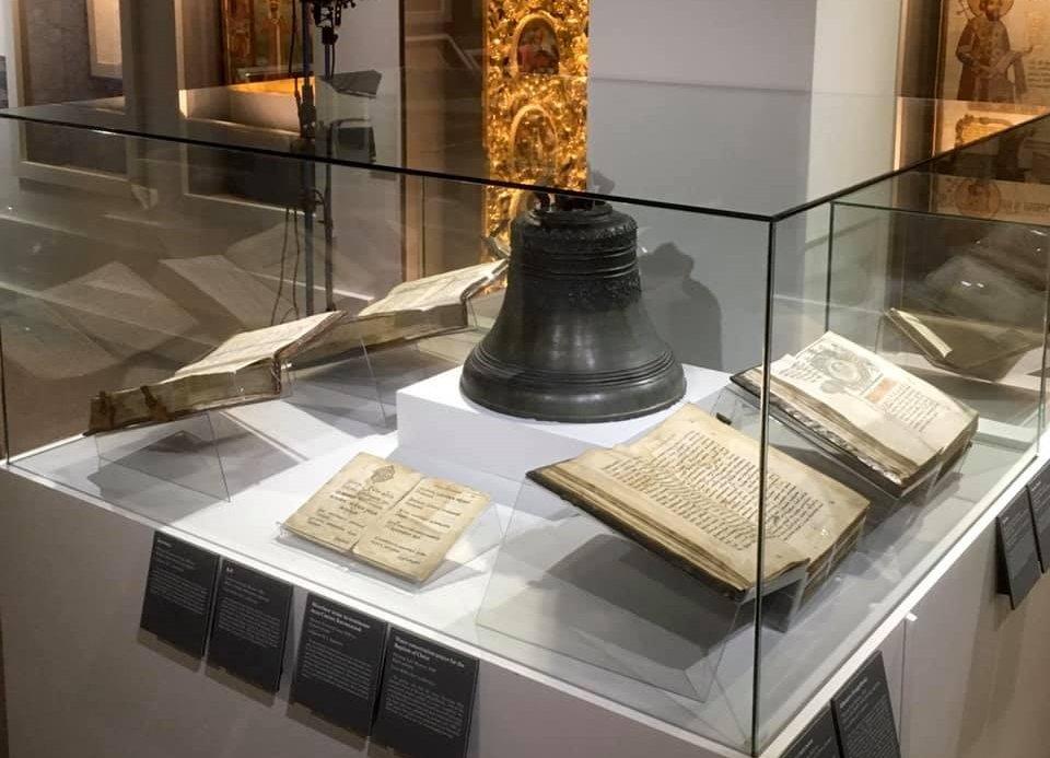 Выставка «Бои заисторию: царь Алексей Михайлович ипатриарх Никон»