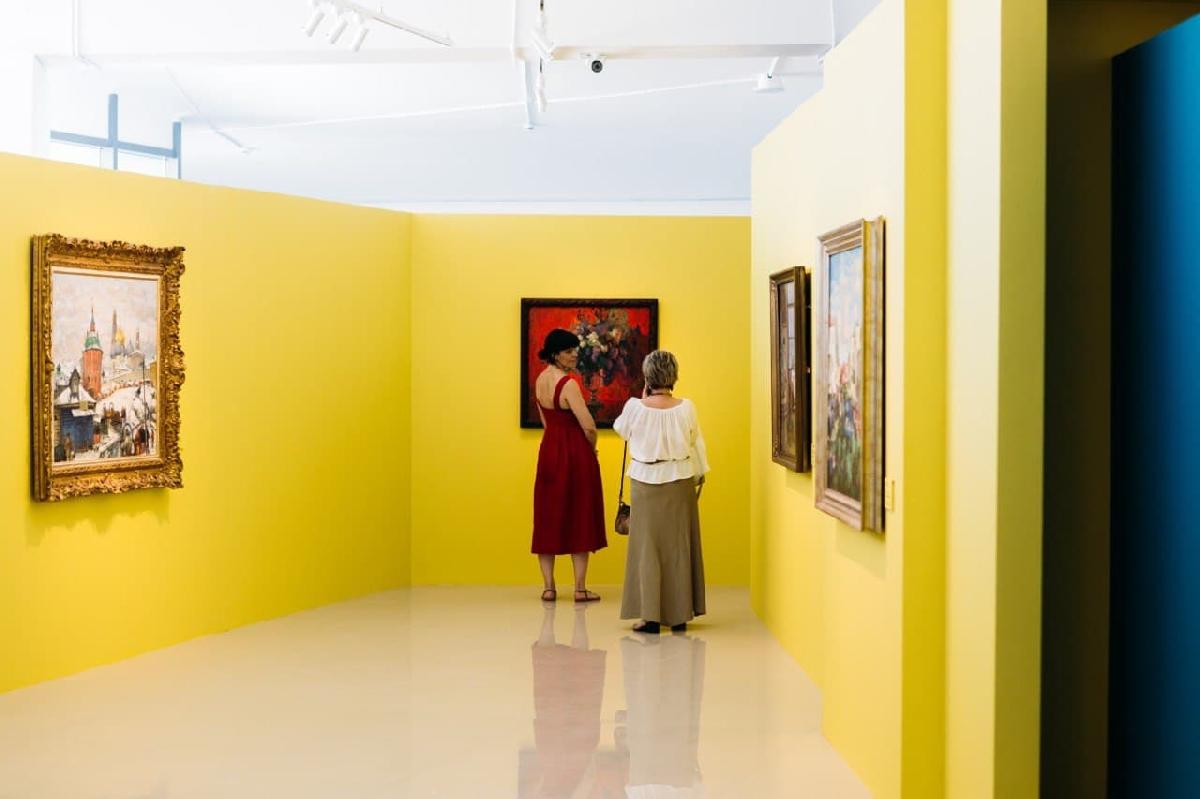 Выставка «Константин Горбатов. Приближая красоту»