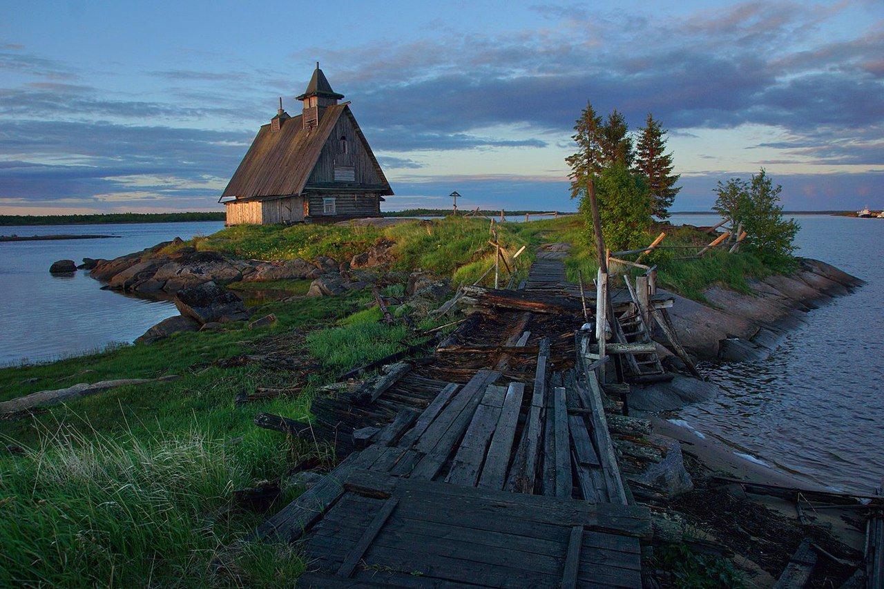 Выставка «Соловецкие острова»