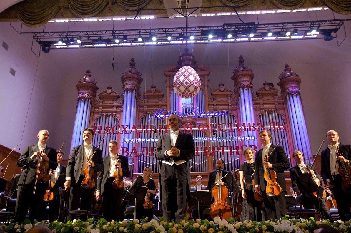 Московский пасхальный фестиваль 2017