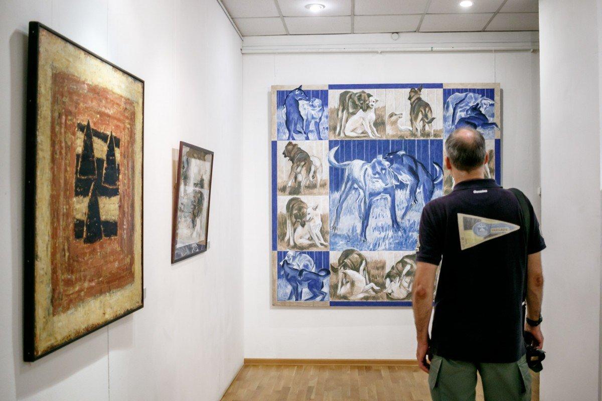 Выставка «Лестница»