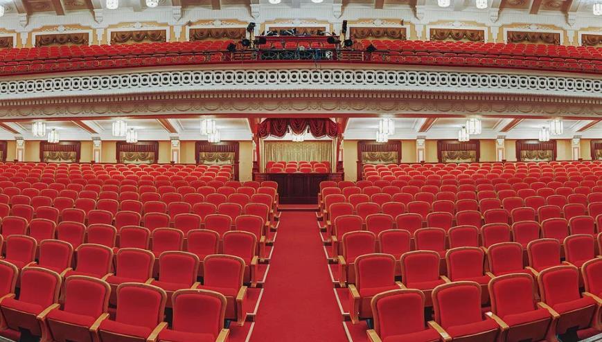 Современный театр антрепризы