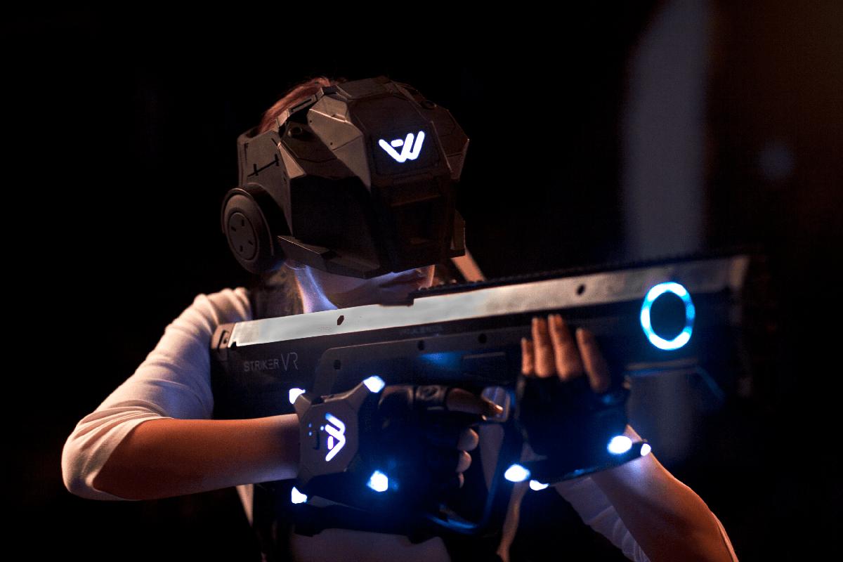 Космический VR-квест «Colony: Code Red»