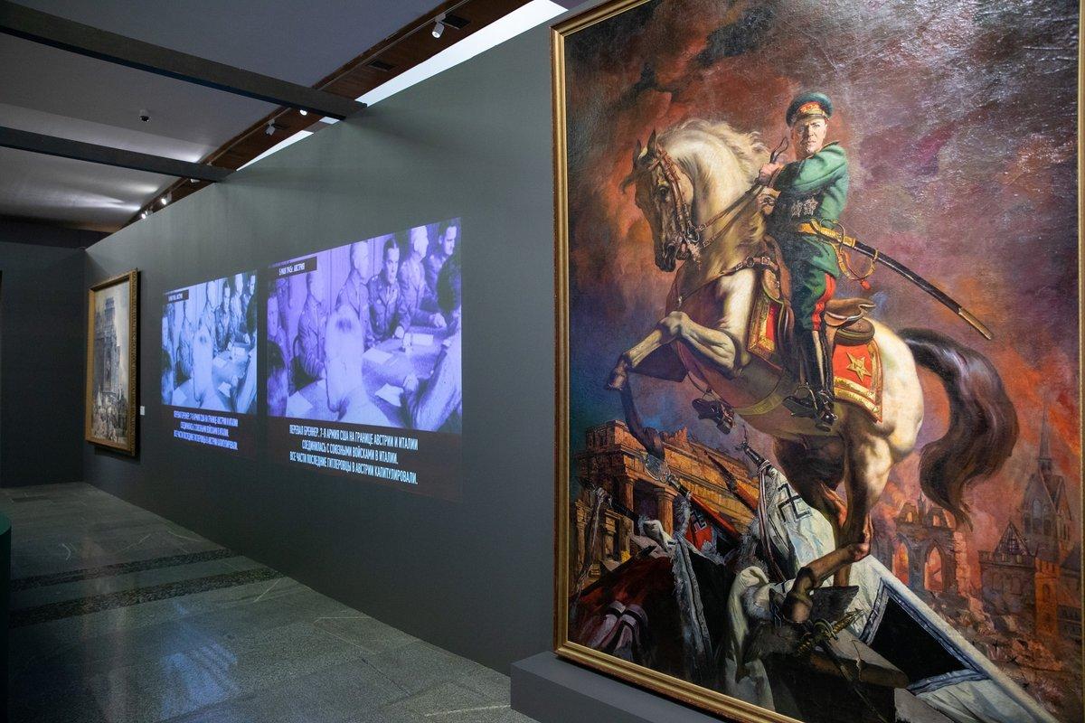 Выставка «Триумф Победителей»