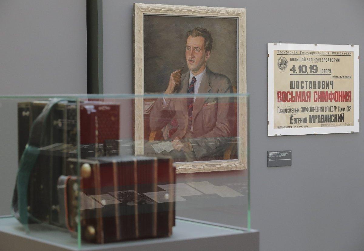 Выставка «1944–1945. Вштабах Победы»