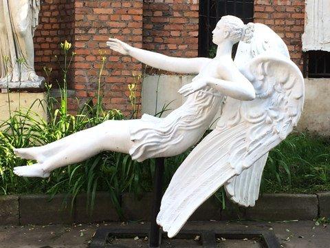 Выставка «Античные мотивы всовременной скульптуре»