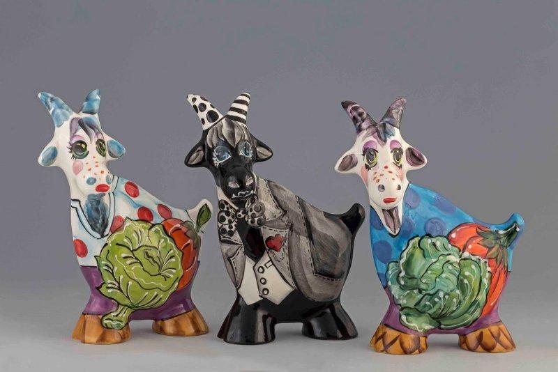 Выставка «Козел— животное гордое»