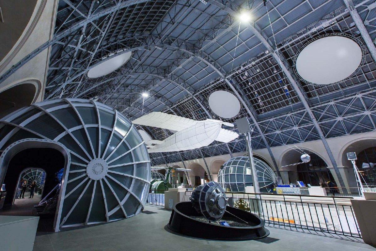Центр «Космонавтика иавиация»