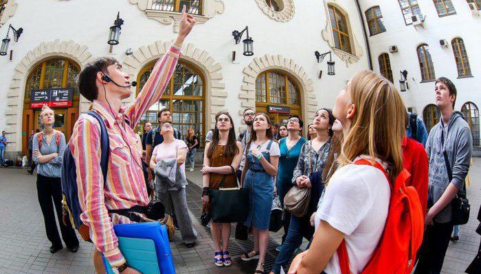 Бесплатные экскурсии коДню города Москвы 2017