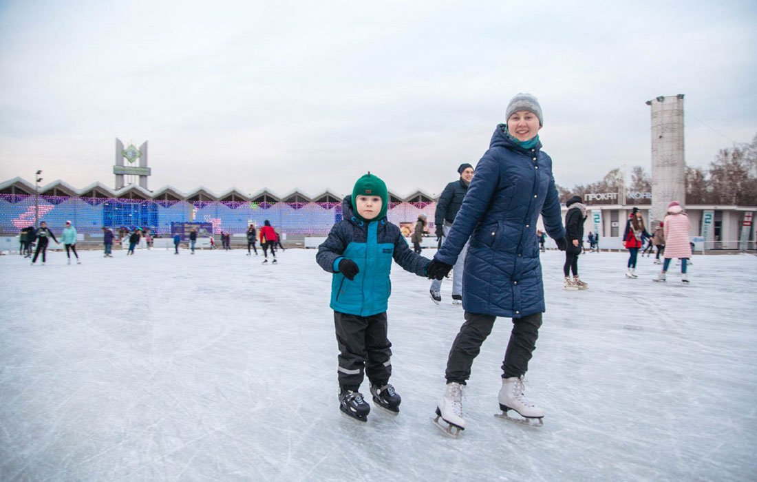 Турнир покартингу нальду «Разрушители льда» 2018