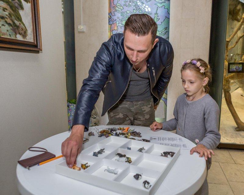 День отца вДарвиновском музее 2019