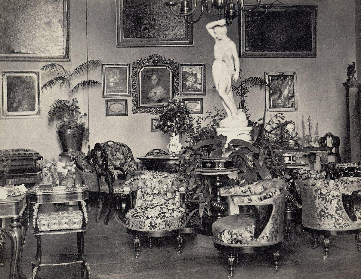 Выставка «Фотоальбом князей Юсуповых»