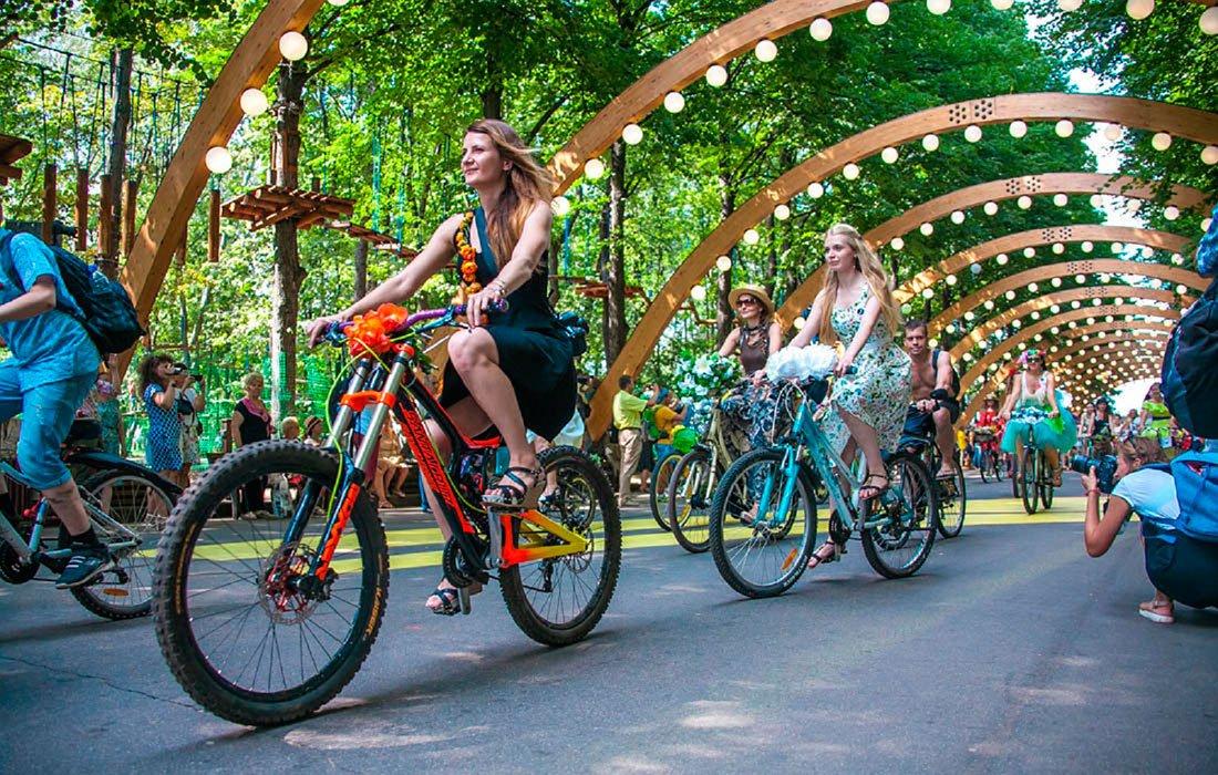 Фестиваль альтернативного транспорта «Московский трансформер» 2017