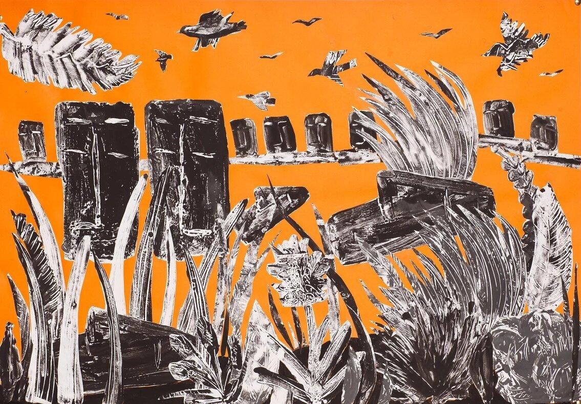 Выставка «Из бумаги»
