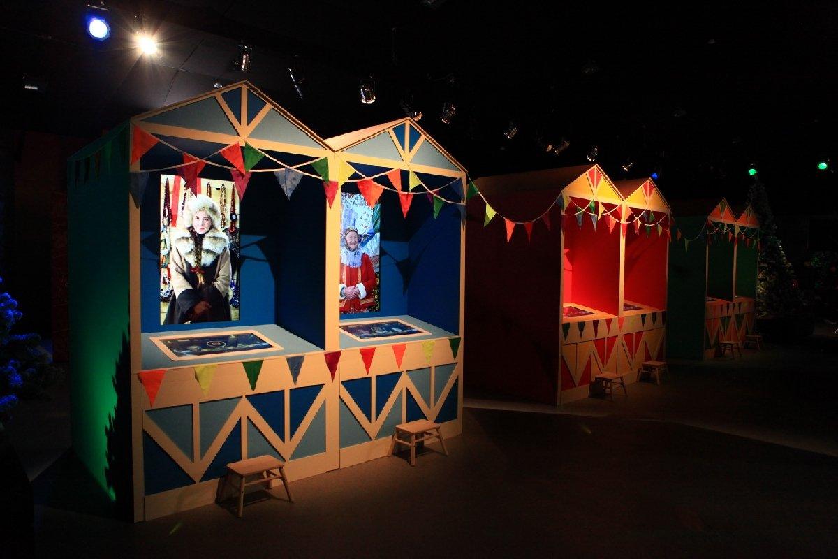 Выставка «История празднования Рождества вРоссии»