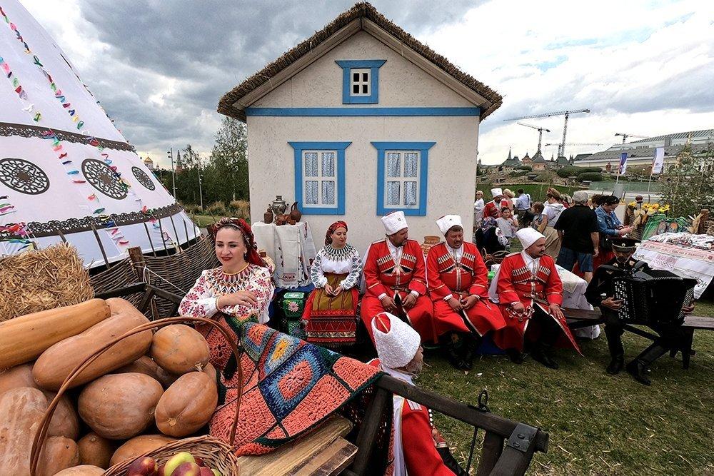 Фестиваль Русского географического общества 2019