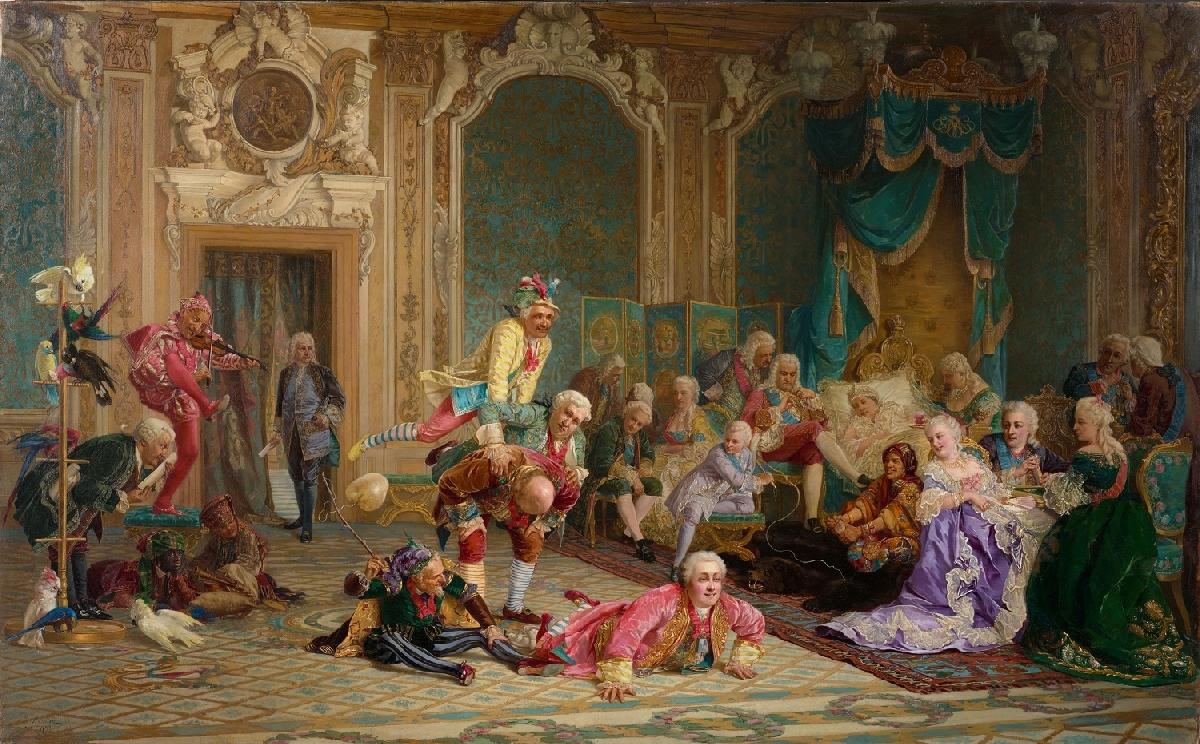 Выставка «История России глазами художников. К800-летию содня рождения Александра Невского»