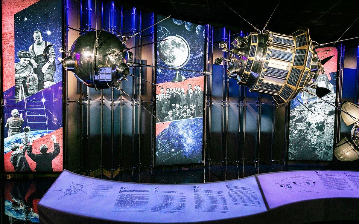 Какие музеи можно посетить онлайн