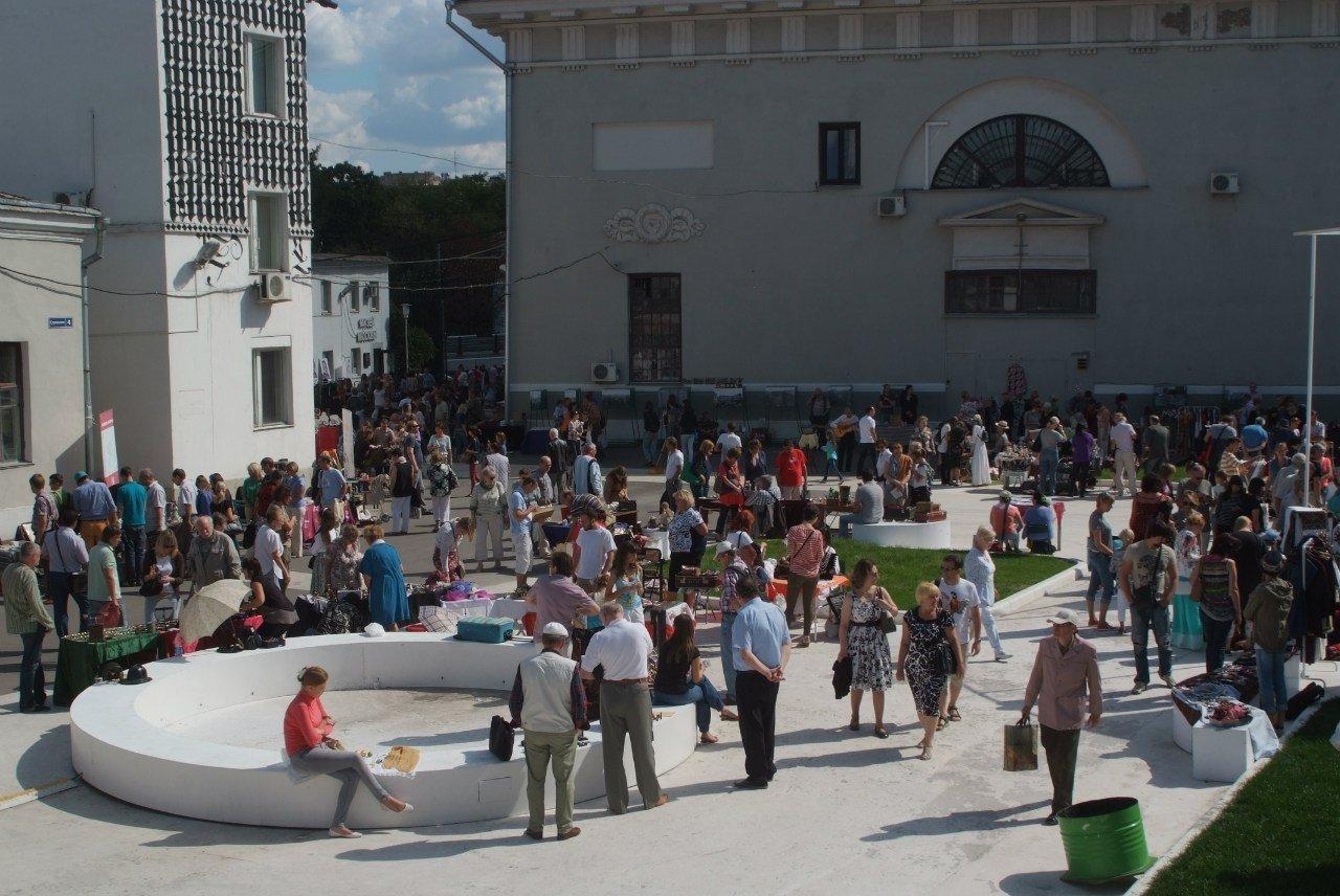 Фестиваль «Музей игород» 2016