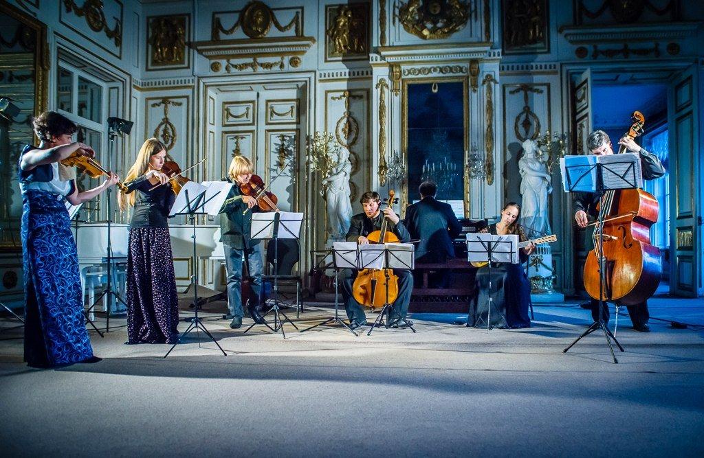Фестиваль «Органные вечера вКусково» 2019