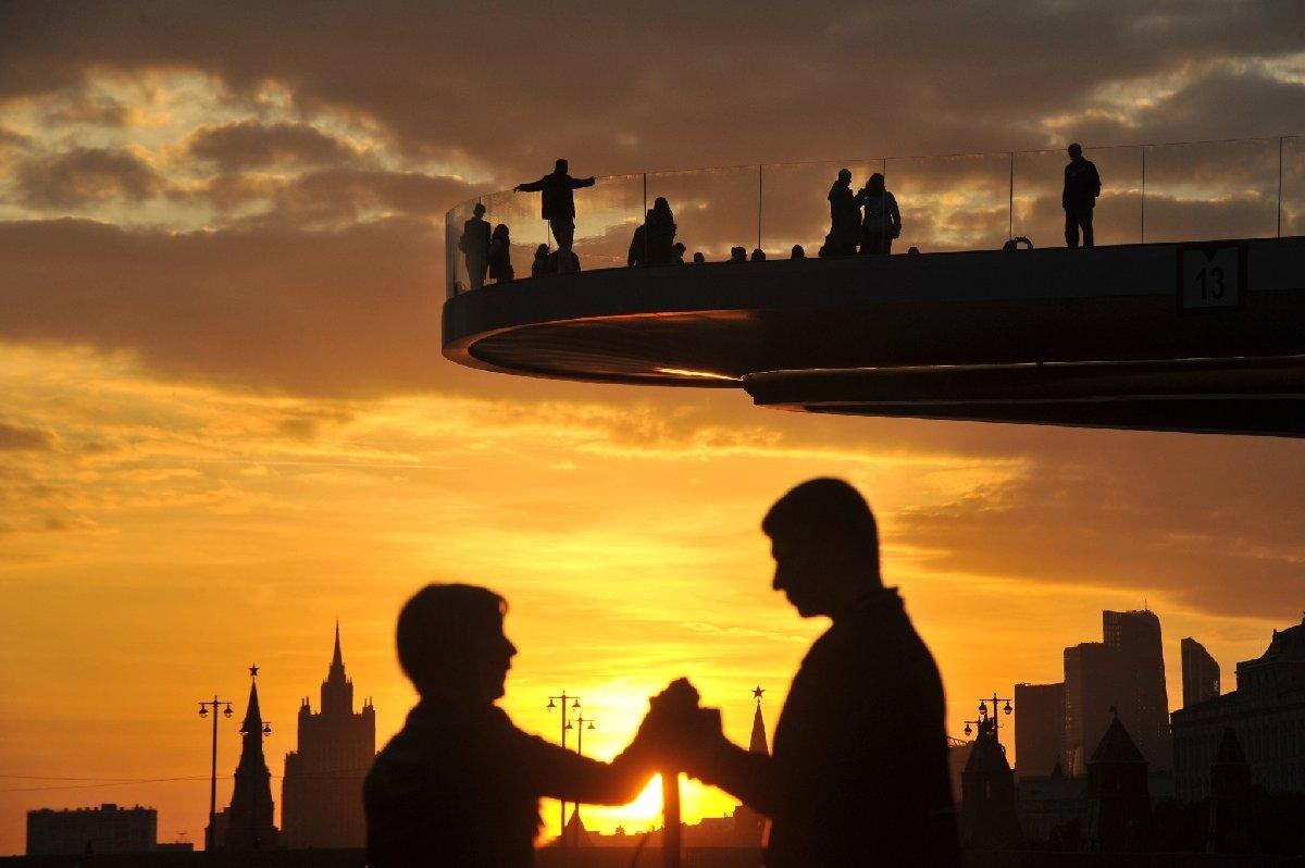 Топ-10 идей для свидания в Москве