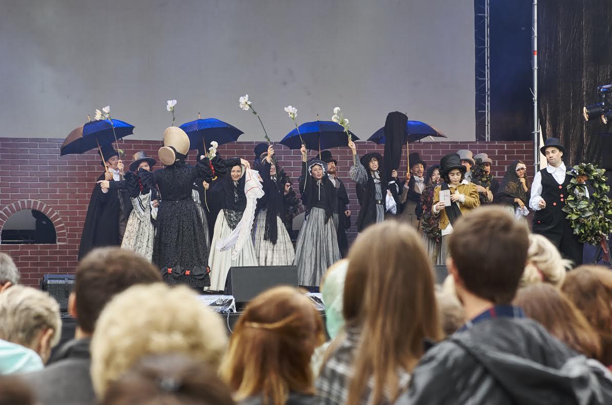 Фестиваль театра 2016
